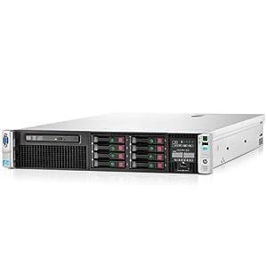 HP Proliant DL380p G8 Server - 2x Intel Xeon Octa Core 2.9GHz (Sixteen Total Cores), 32GB DDR3, 2x 300GB 10,000 RPM HDD, DVDRW Slim, Windows Server 2012 R2 Standard (Certified Refurbished)