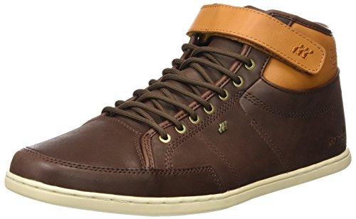 Hommes Boxfresh Swich Haute Brun Sneaker (brun)