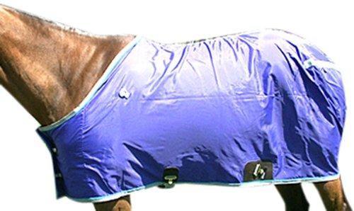 Purple 70-Inch Purple 70-Inch High Spirit Nylon Horse Sheet