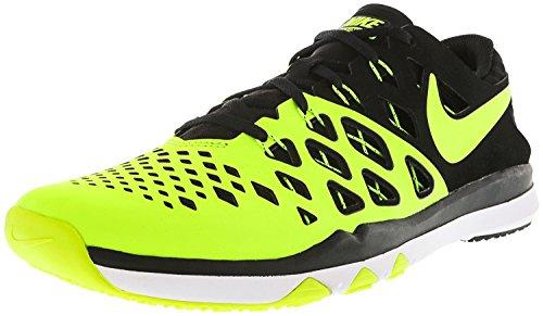 Nike Toghastighet 4 Menns Trening / Løpesko Volt / Svart