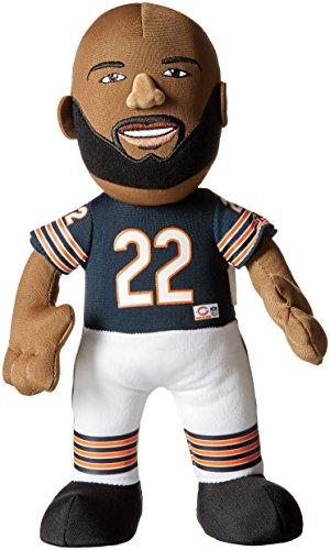 """NFL Chicago Bears Matt Forte Plush Figure, 10"""", Blue"""