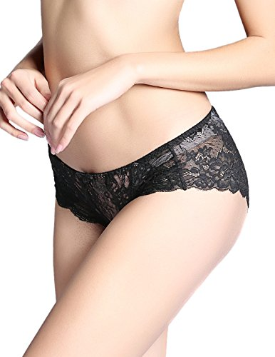 Rose-Lady-Womens-Sexy-floral-Lace-Hipster-Translucent-Low-Rise-Panty
