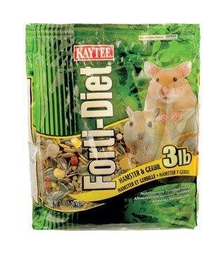 Kaytee Forti-Diet Hamster and Gerbil Food, (Forti Diet Hamster)
