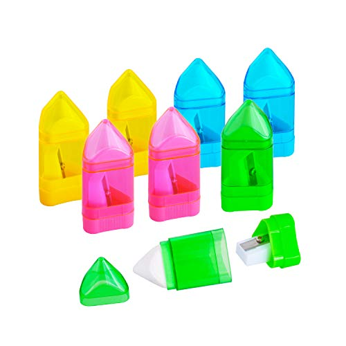 Handheld Sharpener Portable Crayon Shaped Sharpeners product image