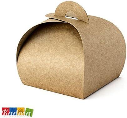 Bomboniere Matrimonio Rustiche.10pz Maxi Scatole Porta Confetti Rustiche Bomboniere Matrimonio