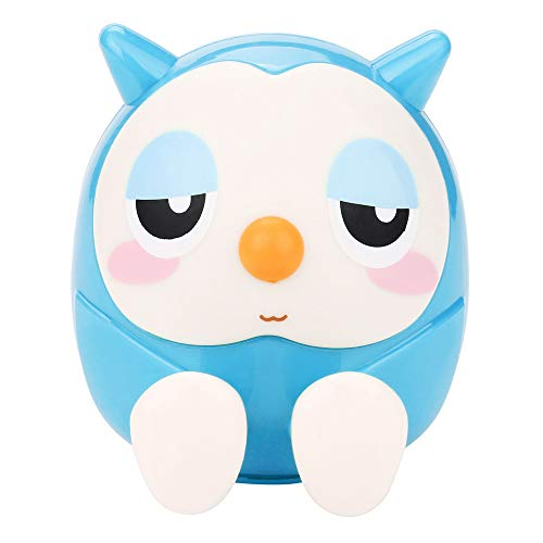 UMFunOwl Multi-function Piggy Bank Saving Coin Box Phone Stand Holder for Phones (Blue) ()