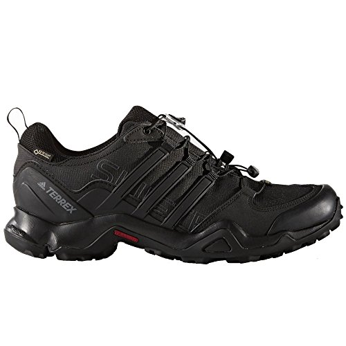 Adidas Terrex Swift R Hiking Shoe - Men's Black/Black/Dark Grey 12