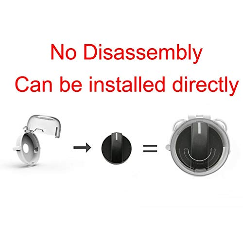 2019 Newest Hot Safety Gas Stove Switch Cover Furnace Knob Covers Oven Gas Cooker Knob Covering (Best Gas Stoves 2019)