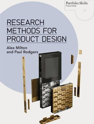 Research Methods for Product Design (Portfolio Skills Product Design)