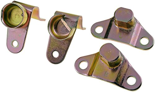 Price comparison product image Dorman 38642 Tailgate Hinge Kit for Select Chevrolet / GMC / Cadillac Trucks