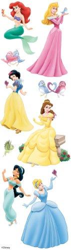 Disney Princess Dimensional Stickers