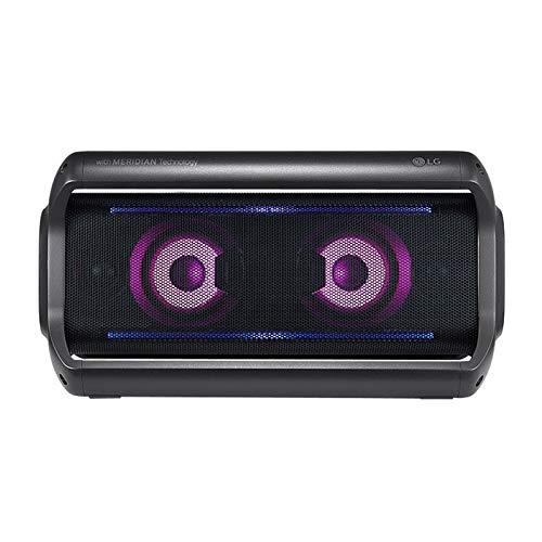 Caixa de Som Bluetooth LG XBOOM Go PK3 8W Preto e à  Prova D ?Água