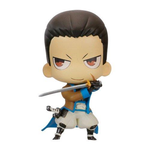 *B3562-8 CAPCOM Mame Sengoku Basara Trading Figure Sarutobi Sasuke Anime Japan