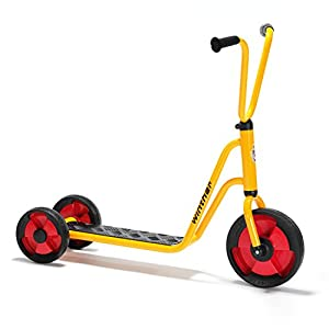 Winther WIN588 3 Wheel Scooter Grade Kindergarten to 1, 10.24″ Height, 12.99″ Wide, 28.94″ Length