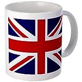 Mug (Coffee Drink Cup) British English Flag HD