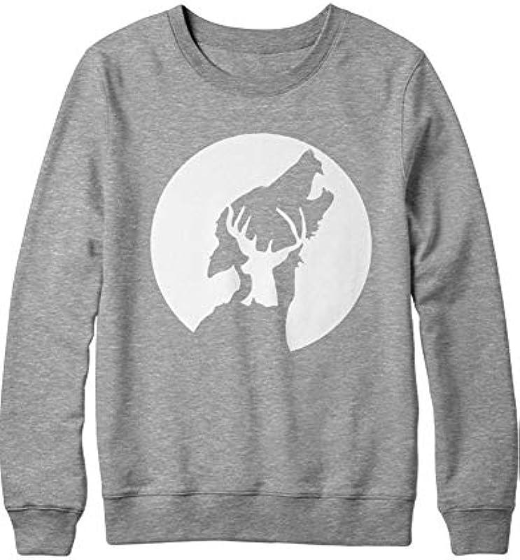 HYPSHRT męska bluza Harry Deer and Wolf C000172: Odzież