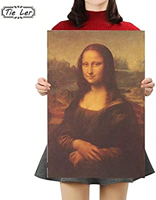 BLOUR Tie LER Mona Lisa Leonardo Da Vinci Sonrisa Pinturas Famosas ...