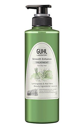 ジョージハンブリー寛大さ英語の授業がありますグール ラボラトリー トリートメント (ベタつきがちな髪に) 植物美容 ヘアケア スムースエンハンス 430ml