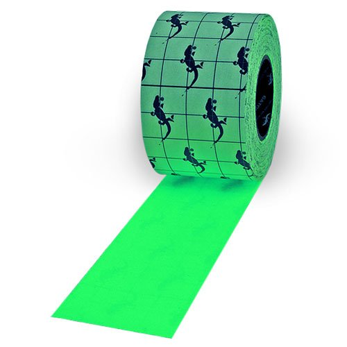 Incom Gator Grip Glow-in-the-Dark Grit Anti-Slip Tape, 4-...