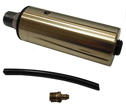 - Palmer Pneumatics Micro Rock Regulator Brass - LPR for Autcockers or 1-8 NPT Input 10-32 Output