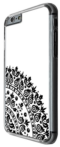 1138 - cute fun cool henna aztec fashion mendi indian art Design For iphone 4 4S Fashion Trend CASE Back COVER Plastic&Thin Metal -Clear