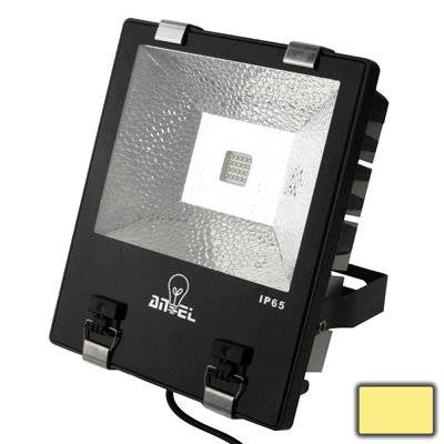 Outdoor Lights 100W High Power Waterproof White Light LED Floodlight Lamp, AC 85-265V, Luminous Flux: 9000lm, Size: 31cm x 25cm x 11.6cm Garden Lights (SKU : S-led-1679ww)