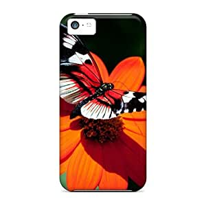 Macro Butterfly Case Compatible With Iphone 5c/ Hot Protection Case