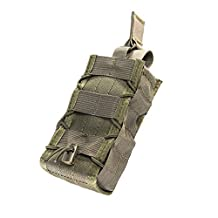 High Speed Gear Radio Pop-Up TACO MOLLE Pouch, Made in the USA