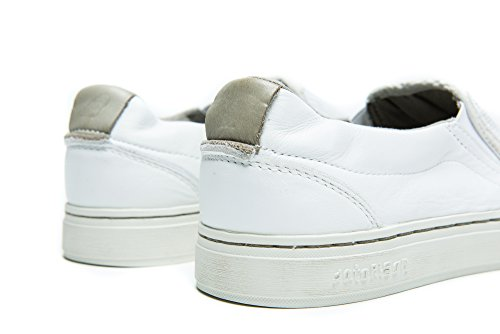 Soumei Punch Satorisan Napa Donna Sneakers Nero Pelle Satorisan bianco Soumei Donna Zc1qYdwZ