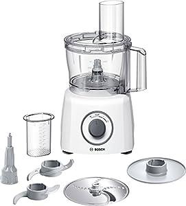 Bosch Mcm3100w Kompakt Kuchenmaschine Tut Was Es Soll Und Das