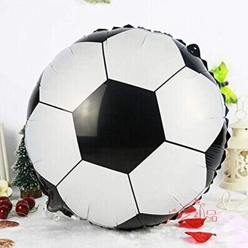 Ballons Accessories 2019 - Juego de globos de fútbol para fiesta de cumpleaños, baby shower, decoración del hogar, globos, accesorios: Amazon.es: Bricolaje y herramientas