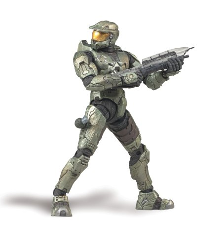 Halo 3 Master - Halo 3 Series 1 - Master Chief