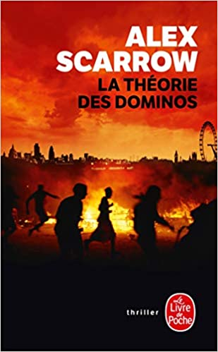 La Theorie Des Dominos Ldp Thrillers French Edition