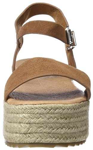 Damen Mini-plateausandalen Coolway