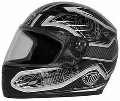 THH Helmet TS-39 Helmet Matte Black, XX-Large