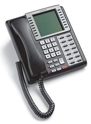 Toshiba DKT-3014SDL Display Telephone (Certified Refurbished)