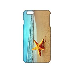 Angl 3D Case Cover Starfish Sea Beach Phone Case for iPhone6 WANGJING JINDA