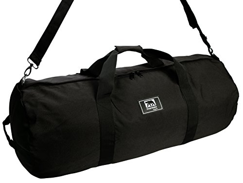 Equipment Travel Bag - Heavy Duty Large Travel Equipment Duffel Bag ( 33