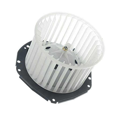 - A-Premium Heater Blower Motor with Fan Cage for Chevrolet Impala Astro Blazer Caprice Monte Carlo GMC Oldsmobile Pontiac Buick Cadillac