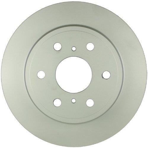 Bosch 25010646 QuietCast Premium Disc Brake Rotor For Cadillac: Escalade, Escalade ESV, Escalade EXT; Chevrolet: Avalanche, Silverado, Suburban, Tahoe; GMC: Sierra, Yukon, Yukon XL 1500, Rear