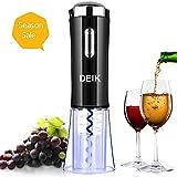 Electric Wine Opener, Deik Rechargeble Automatic Wine Bottle Opener...