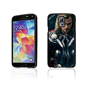SuperHero Thor image Custom Samsung Galaxy S5 i9600 Individualized Hard Case