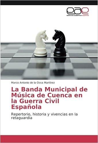 Ossa Martínez, M: Banda Municipal de Música de Cuenca en la: Amazon.es: Ossa Martínez, Marco Antonio de la: Libros
