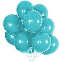 Amazon.com: Globos de fiesta; globos de látex de 12 pulgadas ...