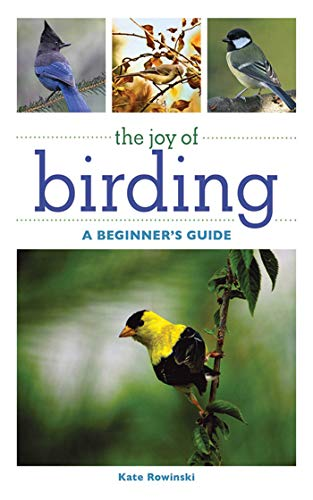The Joy of Birding: A Beginner