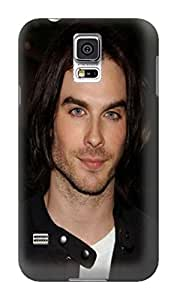 Cool Ian Somerhalder Hot Cell Phone Protects Cover Case for Samsung Galaxy s5 on Sale,TPU fashionable Designed