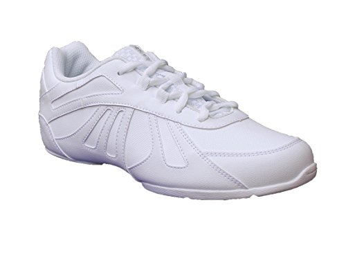 Kaepa Women's TouchUp Cheer Shoe, White, Size 6