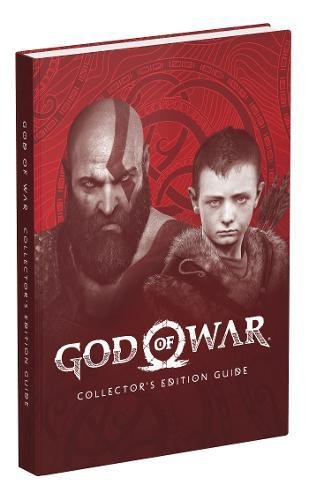 God of War: Collector's Edition Guide cover
