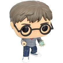 Funko - Figurine Harry Potter - Lucius Malfoy Pop 10cm - 0889698109888