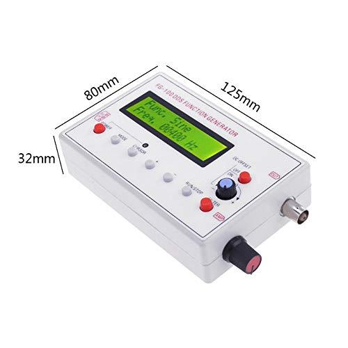 Let's dream - Portable Mini Signal Generator1Hz-500KHz Sine Wave Frequency DDS Function generator Digital Signal Generator Top Quality